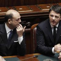 """L'affondo di Renzi: """"Berlusconi"""