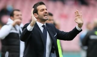 """Udinese, Stramaccioni: """"Capisco amarezza Pioli, contro la Lazio a viso aperto"""""""