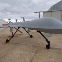 Un viaggio nella base dei droni italiani