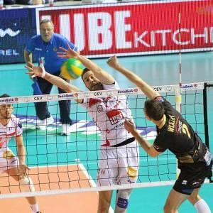 Volley Champions League: Lube Treia travolta dal Belchatow