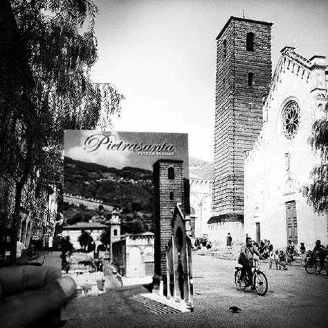 Dalla realtà alla fotografia, cartoline d'autore in giro per l'Europa