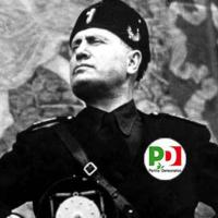 Di Stefano (M5s) su Facebook posta foto ritoccata di Mussolini con simbolo Pd sul petto
