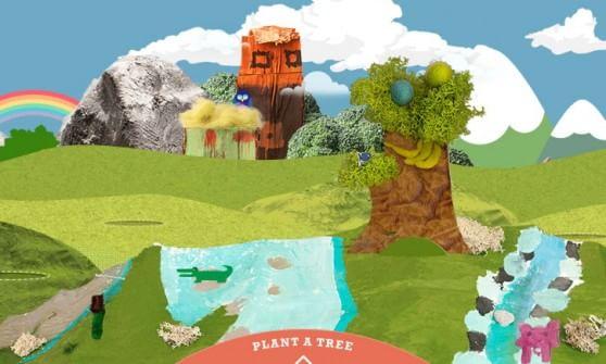 """Plant for the Planet, i 325 alberi di Giovanni: """"Basta guerra, ora serve ossigeno"""""""