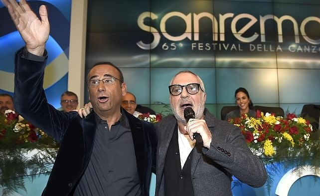"""Ascolti ok. Panariello:  """"E' il festival di San Carlo"""""""