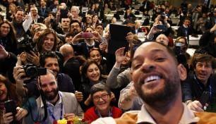 "Will Smith: ""A cena con Mandela e Muhammed Alì"""