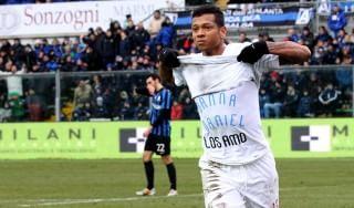 Atalanta-Inter 1-4, la firma di Guarin sul poker nerazzurro