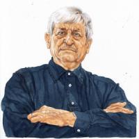 """Gianfranco Baruchello: """"Quando Warhol sparlava di tutti e Duchamp mi chiese: chi è..."""