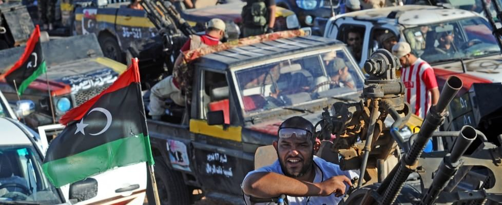 SCHEDA / Libia, dalla caduta di Gheddafi all'avanzata dell'Is: 4 anni terribili
