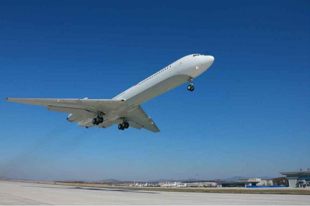 Jet Privato Globe Air : Air force un il leader coreano a bordo del suo jet