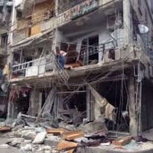 """Aleppo, un parroco racconta della battaglia nella città martire simbolo di una """"guerra artificiale"""""""