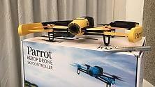 Parrot Bebop il drone bello, possibile e facile  da pilotare   di PINO BRUNO