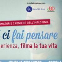 Malattie infiammatorie croniche intestinali, una campagna e un 'corto' le raccontano