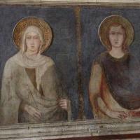 Assisi, allarme restauri. Gli affreschi prima e dopo