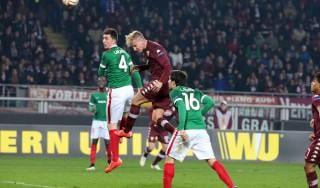 Torino-Athletic Bilbao 2-2: la doppietta di Maxi Lopez non basta ai granata