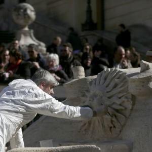 """Questore: """"Piazza di Spagna? Rischiavamo vittime"""". Alfano: """"Più uomini a Roma"""""""