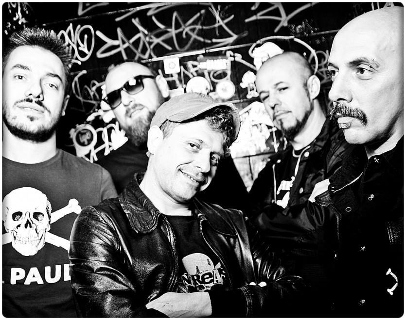 Punkreas, 25 anni di punk e sentirli forte