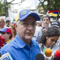 Proteste a Caracas in solidarietà con il sindaco Ledezma