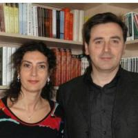 """Alessandro Gallenzi ed Elisabetta Minervini: """"Così noi italiani a Londra siamo diventati..."""