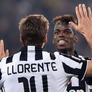 """Juventus, Llorente e Pirlo ritrovati per il Borussia. Raiola: """"Pogba costa 100 milioni"""""""