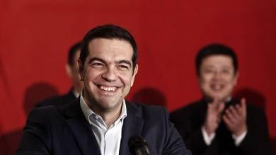 """""""Stop austerity"""", Tsipras esulta e chiama Renzi: grazie per l'aiuto"""