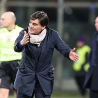 """Fiorentina, Montella: """"Torino ostruzionista, noi poco lucidi nel finale"""""""