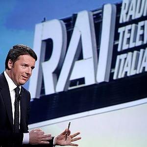 """Riforma Rai, opposizioni contro premier e urgenza decreto. Da Forza Italia: """"Renzi in malafede"""""""