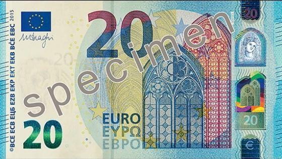 306a044763 Arriva la nuova banconota da 20 euro: via dal 25 novembre ...