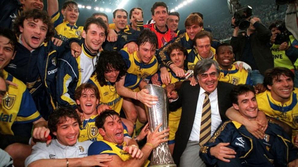 Dai successi al fallimento: com'era il Parma vent'anni fa