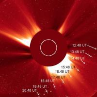 La cometa suicida è sopravvissuta all'incontro con il Sole
