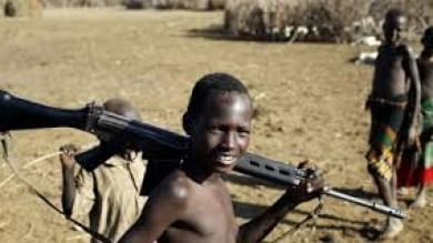 Sud Sudan, novanta minori rapiti  mentre facevano esami  L'ombra di Juba sui bambini soldato