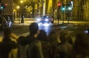 007, riprese nella notte e Roma si trasforma in una pista