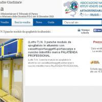 Parma, all'asta la panchina di Donadoni dello spogliatoio