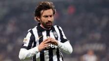 Pirlo ko, fuori 20 giorni salta Roma e Dortmund In dubbio anche Pogba