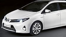 Toyota Auris Touring Sports, eco e grinta -   Foto
