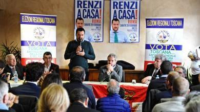 """Lega, Salvini gela Berlusconi  """"No a intese con Fi, siamo diversi"""""""