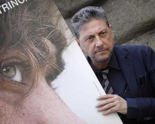 """Riccardo e Jasmine e l'amore politico di Castellitto: """"Non sono un cinefilo"""""""
