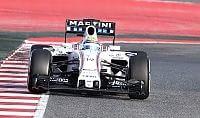 Vola la Williams di Massa Solo sesto Raikkonen