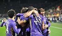 "Gomez-Salah, viola avanti   Montella : ""Che bravi""    foto          Normal   0   14"