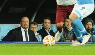 """Napoli, Benitez: """"Bel gioco e tante occasioni, era quello che volevo"""""""