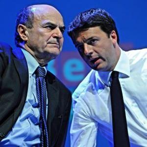 Pd, l'ira di Renzi: Bersani come Bertinotti, ma non ha i voti