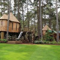 Da gioco per bambini a rifugio extra-lusso: la casa sull'albero si trasforma