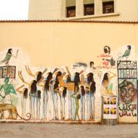"""La rivoluzione egiziana in un libro: sequestrate 400 copie di """"Walls of freedom"""""""