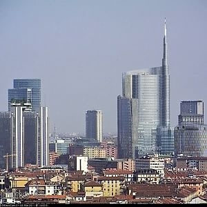 Milano i grattacieli di porta nuova passano tutti al for I nuovi grattacieli di milano