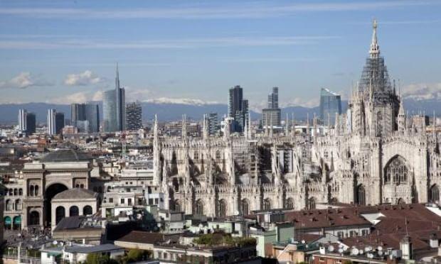 Porta nuova i grattacieli in mano al qatar for I nuovi grattacieli di milano