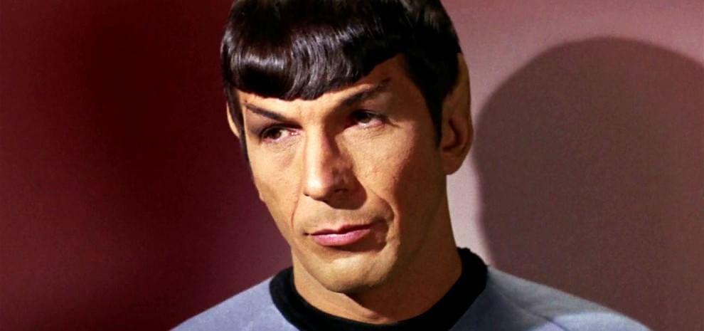"""Addio al signor Spock di """"Star Trek"""", è morto Leonard Nimoy"""