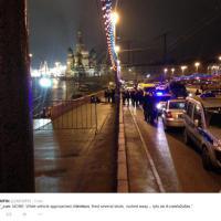 Russia, ucciso Boris Nemtsov: il luogo del delitto