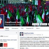 CasaPound in piazza a Roma con Salvini. E si temono scontri con gli antirazzisti