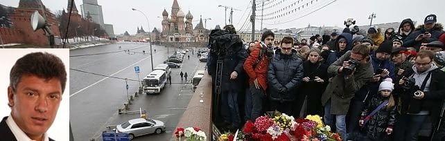 Ucciso leader opposizione davanti al Cremlino
