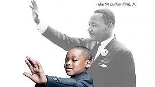 Yes we can: i bimbi nei panni dei grandi afroamericani