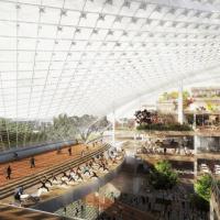 Google, svelato il progetto del nuovo campus